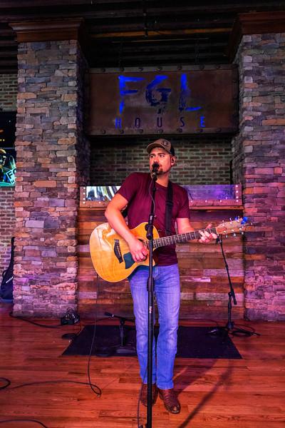 Blake Esse Live at FGL House