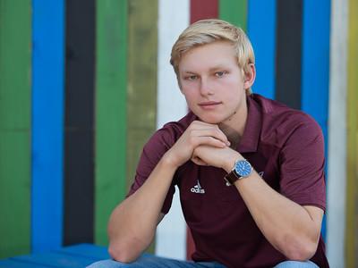 Blake G., Senior 2017