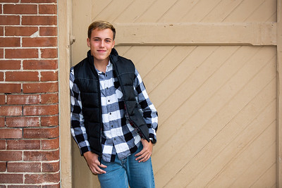 Blake Olsen Fall Senior Session (4)
