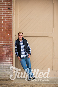 Blake Olsen Fall Senior Session (1)