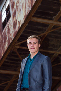 Blake Olsen Fall Senior Session (28)