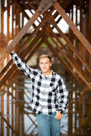Blake Olsen Fall Senior Session (13)