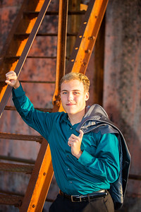 Blake Olsen Fall Senior Session (38)