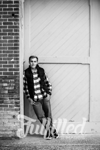 Blake Olsen Fall Senior Session (2)