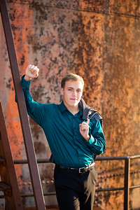 Blake Olsen Fall Senior Session (40)