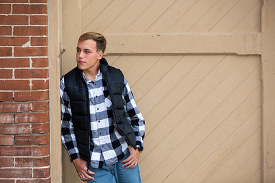 Blake Olsen Fall Senior Session (5)