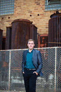 Blake Olsen Fall Senior Session (19)