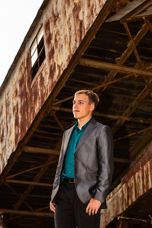 Blake Olsen Fall Senior Session (30)