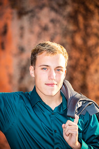 Blake Olsen Fall Senior Session (41)