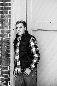 Blake Olsen Fall Senior Session (8)