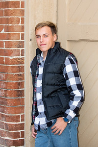 Blake Olsen Fall Senior Session (7)