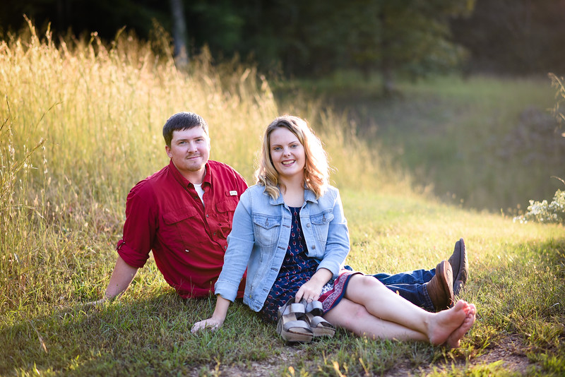 Blake and Krysten~Engagement Session