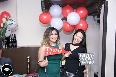Blanchy's Tash | New Year's Eve Party | Trump Land