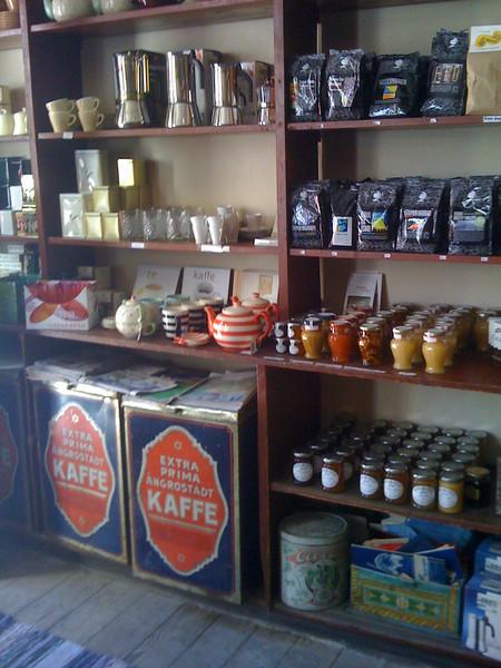 Esthers the och kaffehandel