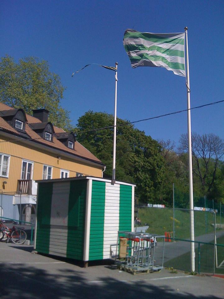 Kanalplan Hammarby IP