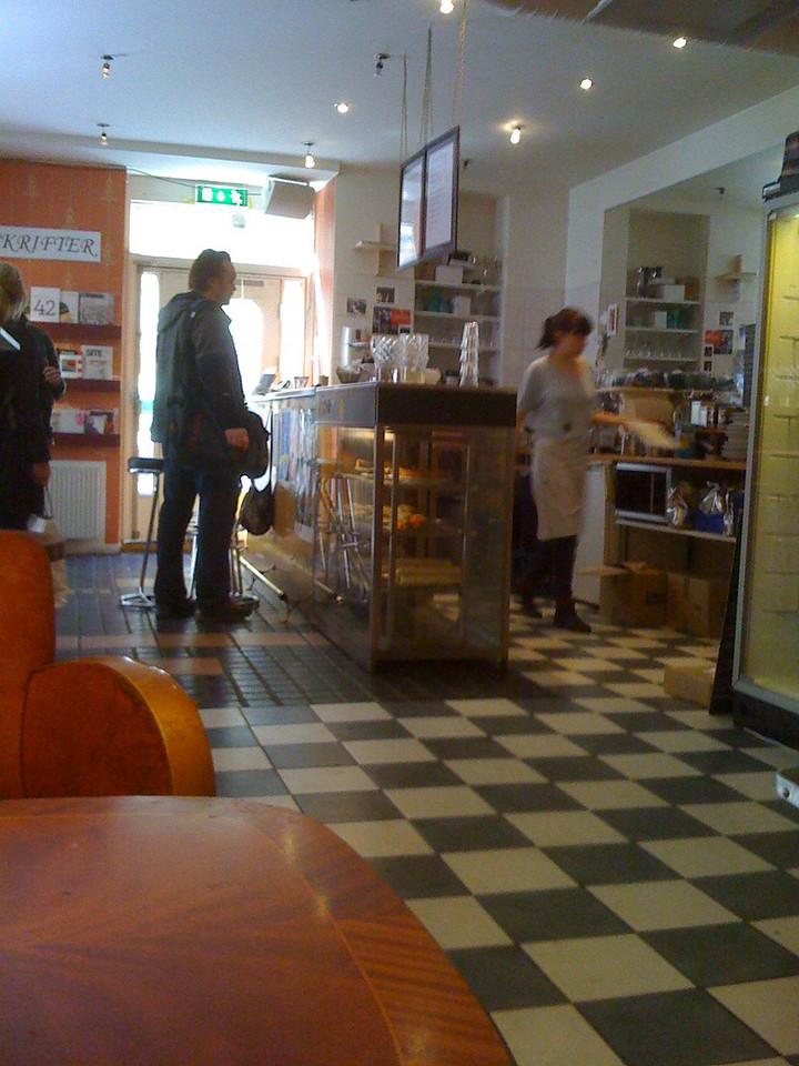 Cafe Edenborg