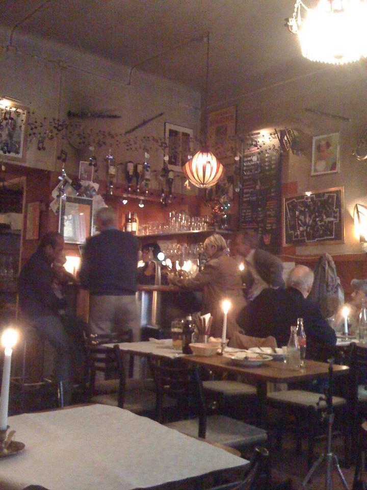 Glenn Miller cafe