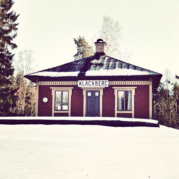 Stationshus Klackberg