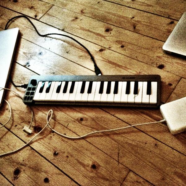 Keyboard från M-Audio