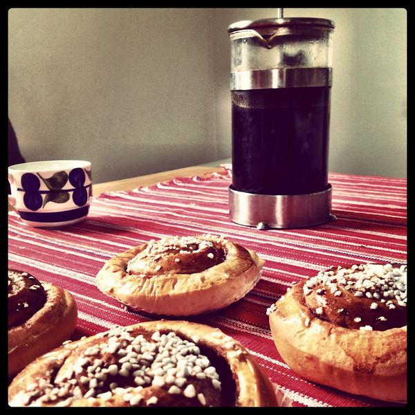 Kaffe bullar