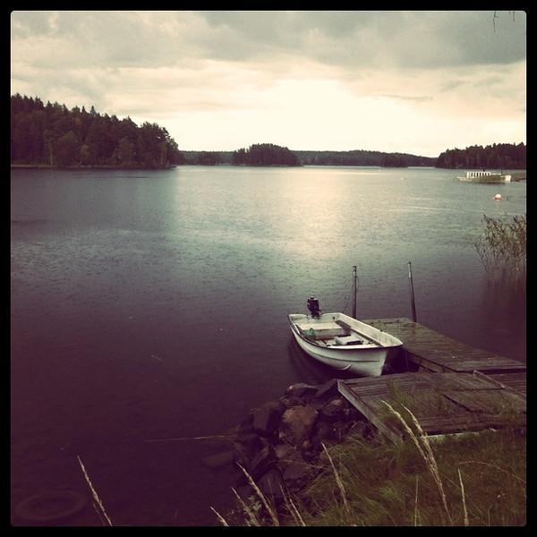Lake Barken