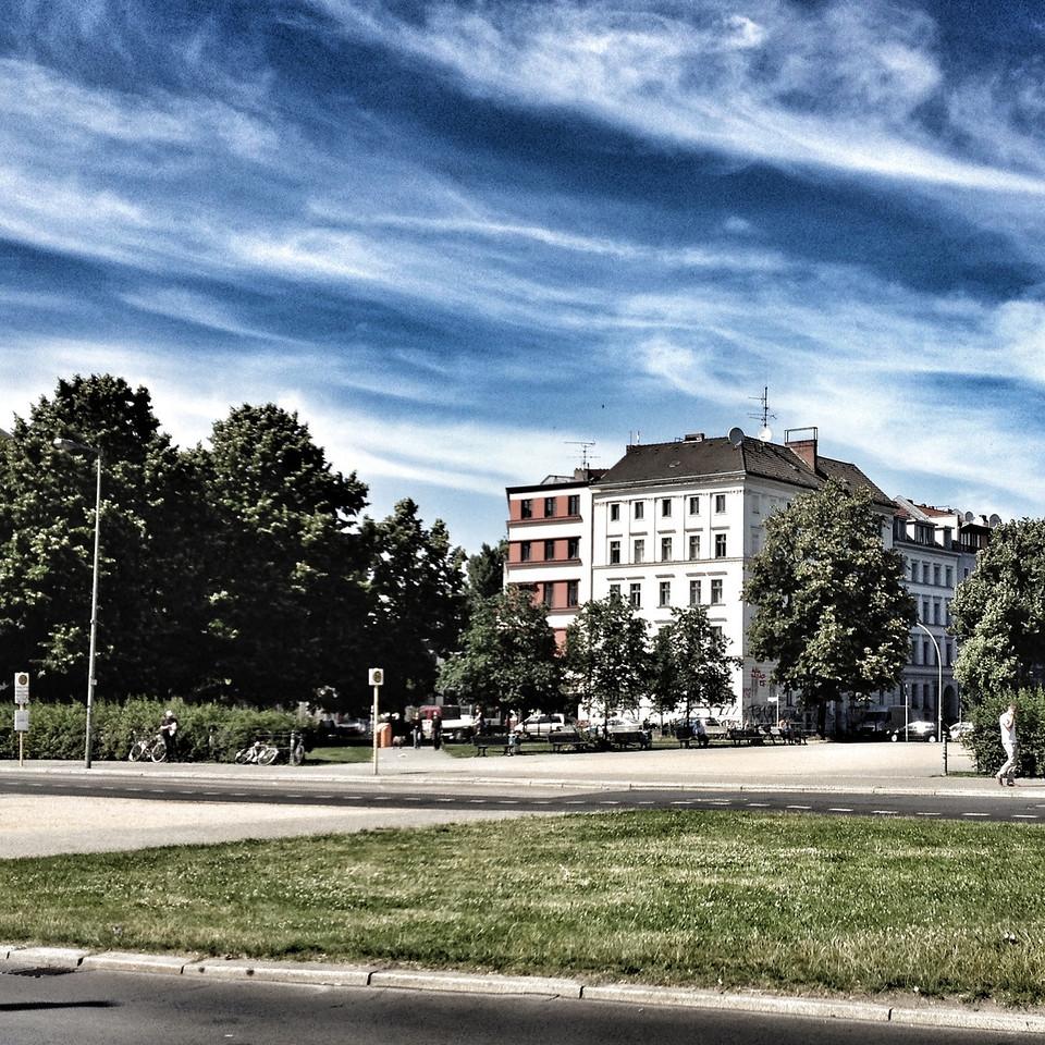 Oranienplatz Berlin