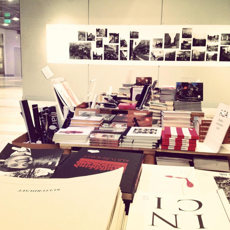 Böcker Kulturhuset