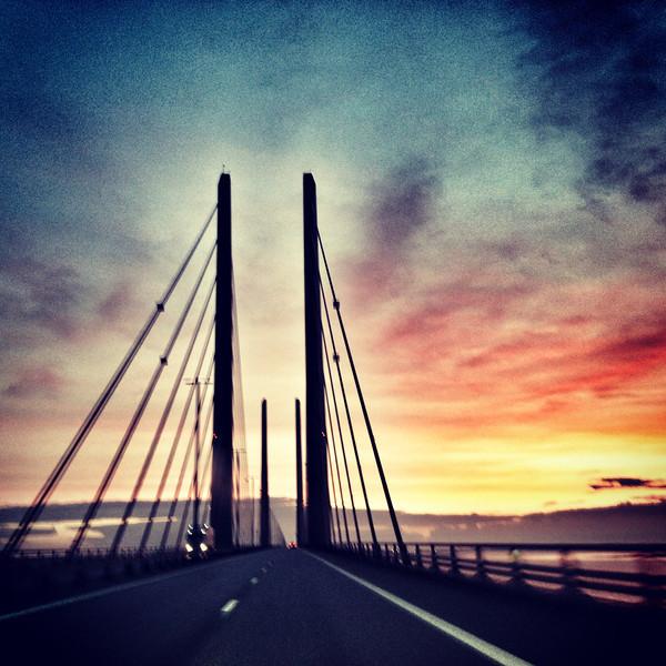 Öresundsbron again