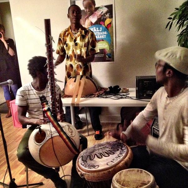 Afrikansk musik