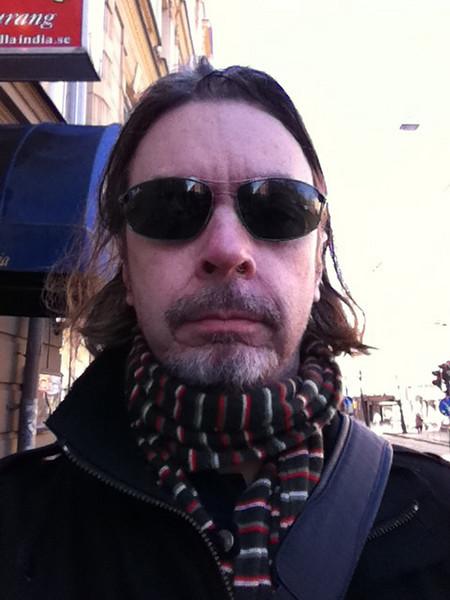 Dan Rasmussen solglasögon
