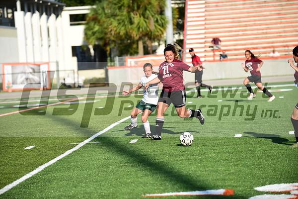 Girls Soccer 9.27.17