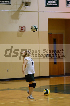 Girls Volleyball vs Stonewall Jackson 11-8-17