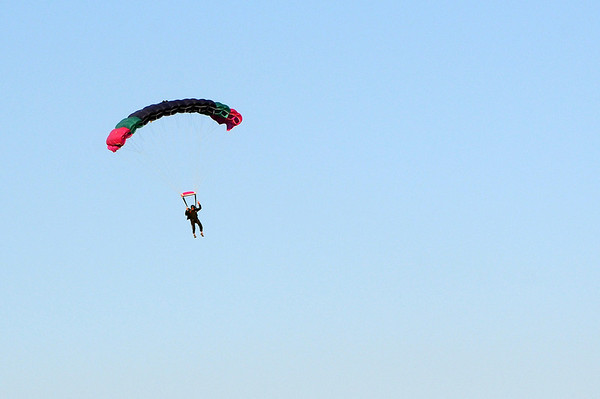 Skydive June 9, 2012