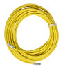50' Single Line Coupled Air Hose