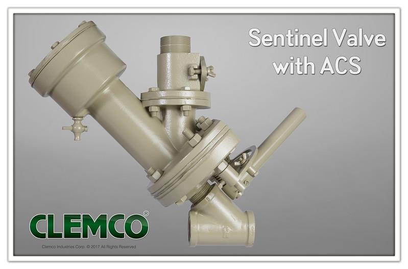 Sentinel Valve with ACS