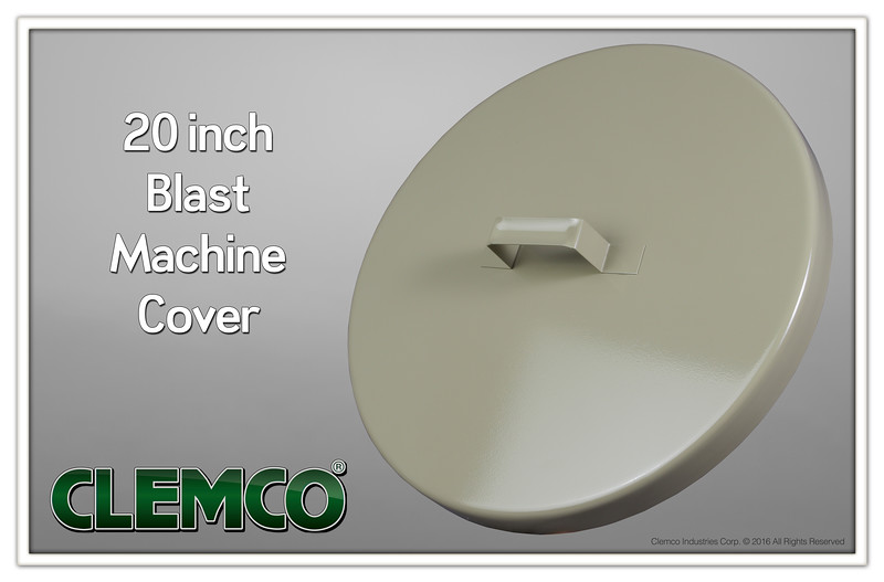 "20"" Blast Machine Cover"
