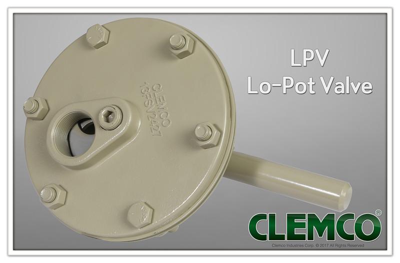 LPV Lo-Pot Valve
