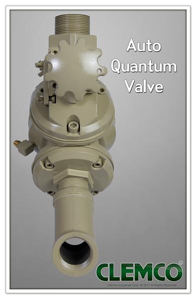 Auto Quantum Valve