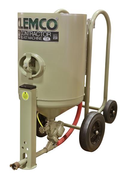 6ft³ Contractor Blast Machine 12 volt Pressure Hold