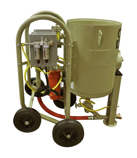 4ft³ Contractor Blast Machine 120 volt CPF