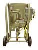 4ft³ Contractor Blast Machine 12 volt Pressure Hold