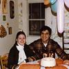 Mui's Birthday at the Haggarties<br /> 15 January 1982