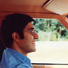 I wonder where we're going.  Wherever it is, Mui seems happy enough to be driving there.<br /> May 1982