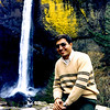 Move from Washington to Utah<br /> Latourell Falls<br /> March 1983
