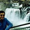 Move from Washington to Utah<br /> Shoshone Falls - Idaho<br /> March 1983