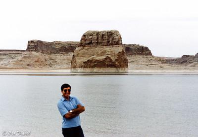 Trip to Glen Canyon National Recreation Area Lone Rock (Utah) - Lake Powell 10-14 March 1984