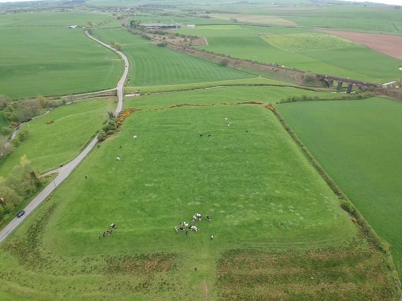 Blatobulgium Roman Fort 01