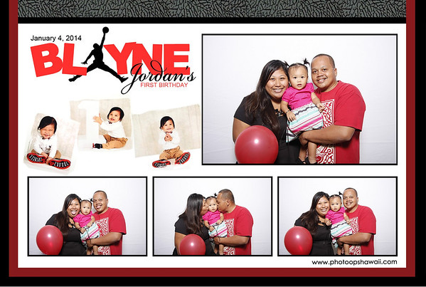 Blayne's 1st Birthday (Event Photos + Fusion Portraits)