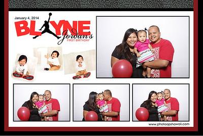 Blayne's 1st Birthday (Event Photos + Fusion Portraits)