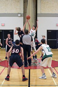 Blazers vs Belleville Jan 22